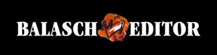 Logo Balasch Editor negre