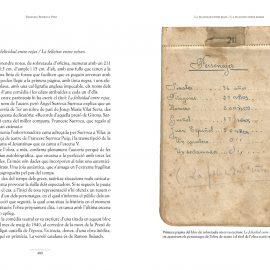 Pàgina interior del llibre Francesc Surroca Puig (1903-1951), combatent per la República
